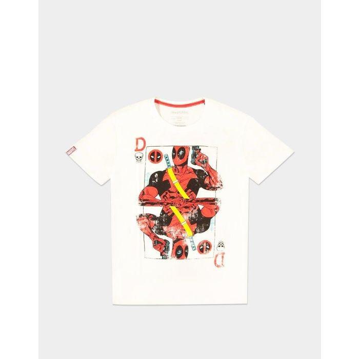 Marvel Deadpool Ripped T-shirt graphique